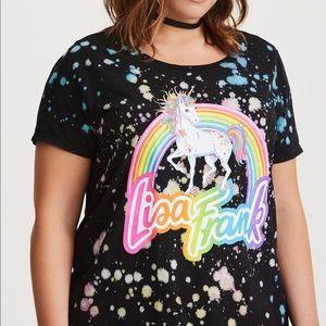 torrid Tops - TORRID 3x Lisa Frank Shirt